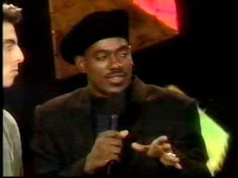 "Uptown Comedy Club Chris Tucker Vs Debra Wilson ""Yo Mama Battle"""