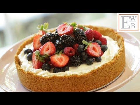 Beth's Easy No-bake Cheesecake Recipe | Entertaining With Beth