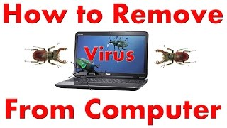 In this video you will learn about how to remove virus from your computer for free