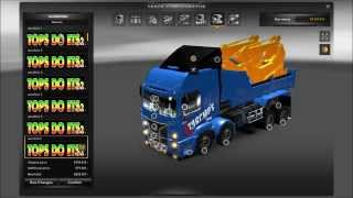 VW Constellation + Interior MOD ETS2 v1.9 ( Euro Truck Simulator 2 )
