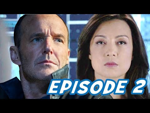 All Hail The Framework!!! Agents of SHIELD Season 6 Episode 2 Review & Easter Eggs!!!