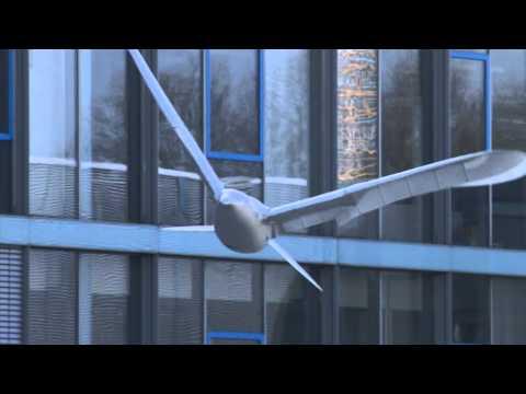 Robot  Kuş 2
