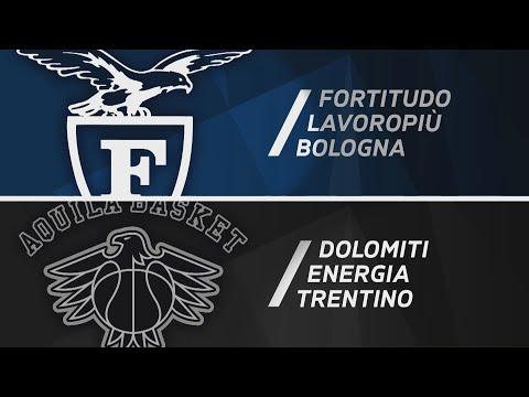 Serie A 2020-21: Fortitudo Bologna-Trento, gli highlights