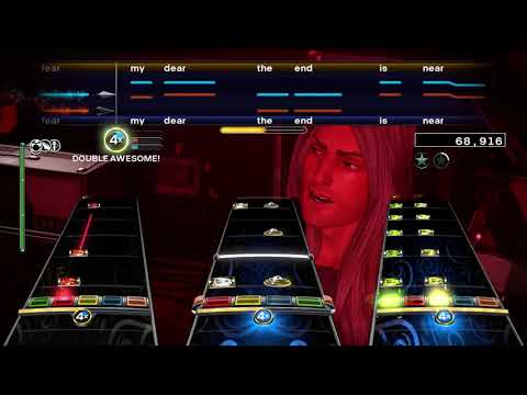 New Rock Band DLC: Coheed and Cambria and Greta Van Fleet! (видео)