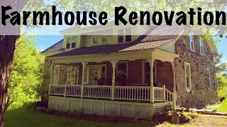 Farmhouse Renovation | Update | Ep. 143