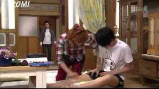 Video [TV/CUT] 110531  While You Were Sleeping EP12—— Sung Yeol MP3, 3GP, MP4, WEBM, AVI, FLV Maret 2018