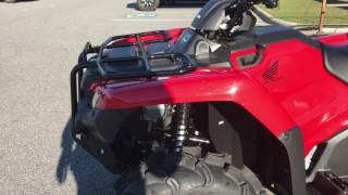 8. 2017 FourTrax Rancher 4x4 ES
