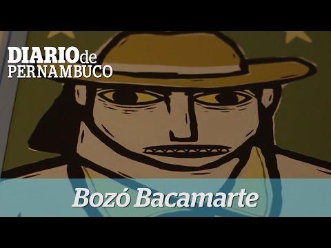 Bozó Bacamarte inaugura exposição em Olinda