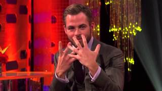 Graham Norton Full with Benedict Cumberbatch, Chris Pine, Kim Cattrall, Bonnie Tyler