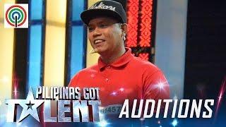 Video Pilipinas Got Talent Season 5 Auditions: Geffrey delos Reyes - Close-up Magician MP3, 3GP, MP4, WEBM, AVI, FLV September 2018