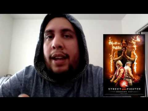 Street Fighter Resurrection & World Warrior Movie Rant