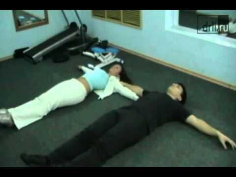 Упражнения при спаечной болезни