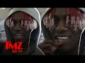 Lil Yachty Tells Us The Tricks Of Smiling With A Grill On | TMZ TV