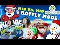 Skylanders Swap Force Battle Mode: Kids Play w/ Jolly Bumble Blast (Xbox One Christmas Edition)