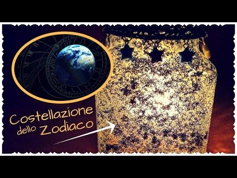 diy: lanterna dello zodiaco