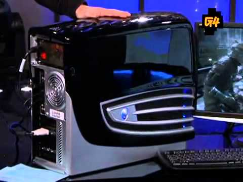 Alienware Area 51 X-58 PC Review2099