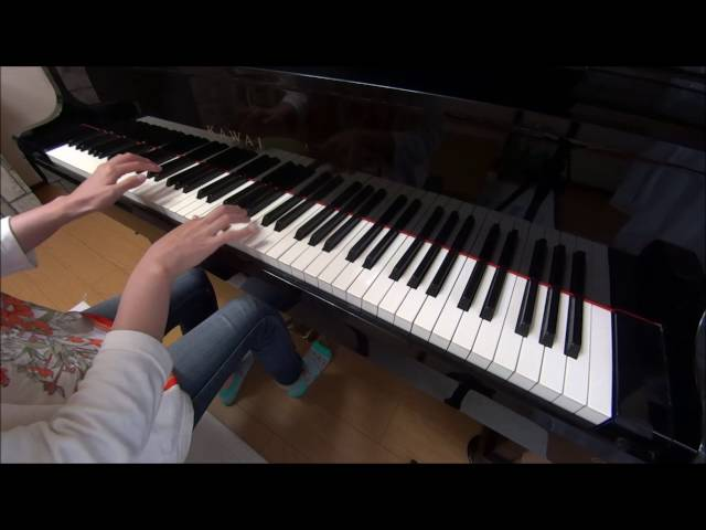「プレ・インベンション23番」 をピアノで弾いてみた♪
