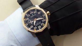 Video Corum Admiral`s Cup Challenger 48 947.931.05/0371 AN32 оригинальные часы. download in MP3, 3GP, MP4, WEBM, AVI, FLV Mei 2017
