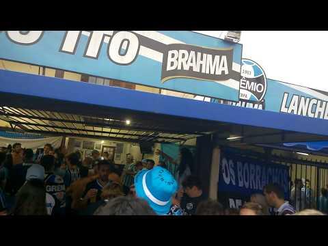 Eu Vou Cantar, Por Toda Vida, Por Todos Os Anos - Geral do Grêmio - Grêmio