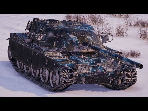 World of Tanks T95/FV4201 Chieftain - 9 Kills 11,7K Damage