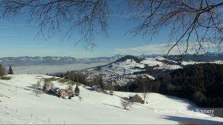 Schindellegi Switzerland  city pictures gallery : Rossberg, Schwyz Winter Day SWITZERLAND 馬山 スイス