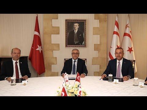Τσαβούσογλου – Ακιντζί για τα ενεργειακά και το Κυπριακό…