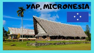 Tour of Colonia, the capital of YAP: Let's go for a tour around Colonia, the beautiful capital of YAP, one of the states of the federated States of Micronesi...