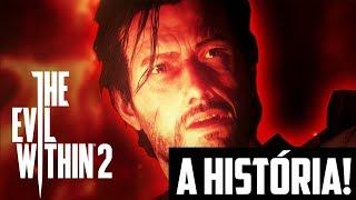 A HISTÓRIA DE THE EVIL WITHIN 2 - Enredo com Spoilers