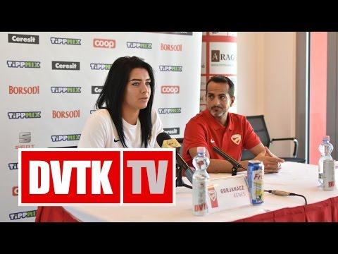 Kosárlabda sajtótájékoztatók 2016/2017