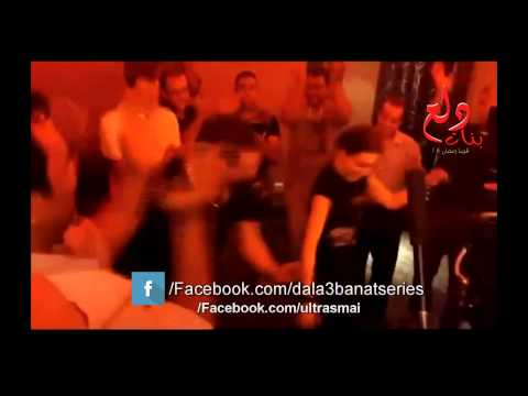 """مي عز الدين ترقص على """"بشرة خير"""" في كواليس """"دلع بنات"""""""