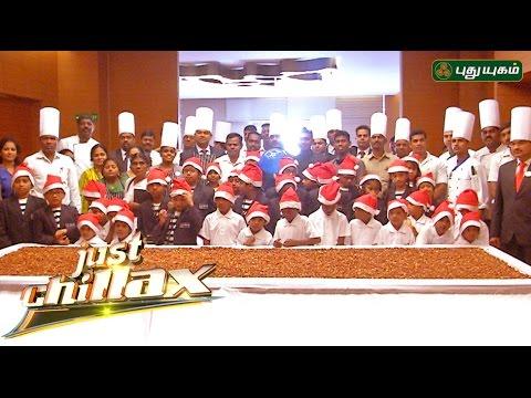 Christmas Cake Preparation Event | Just Chillax | 28/11/2016