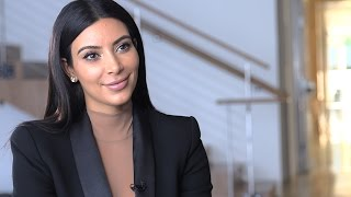 7 Secrets: Kim Kardashian Variety Interview