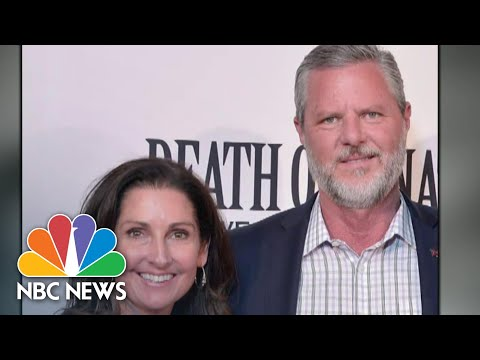 Jerry Falwell Jr. Reveals Wife's Affair, Alleges Blackmail | NBC Nightly News