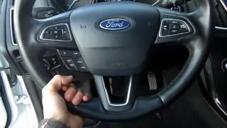 Ford Focus 2015 1.6TDi 115ps Detaylı İnceleme