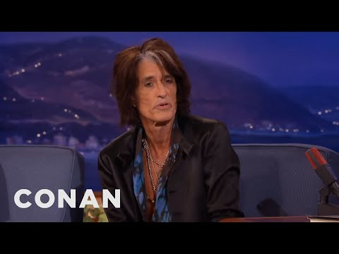 Back - When times got tough, Joe sold his beloved 1959 Les Paul - but thanks to Slash, he got it back years later. More CONAN @ http://teamcoco.com/video Team Coco is the official YouTube channel...