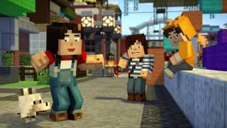 Minecraft Story Mode- Episode 9 'Hero in Residence' Predictions 3- Ivor Captured?