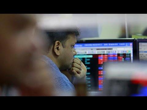 Σχετική ηρεμία στις αγορές, μετά την «τρικυμία» της Δευτέρας