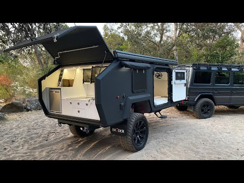 2020 Bruder EXP-4 expedition trailer
