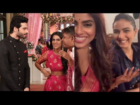 Naagin 4 Off Screen Masti with Nia Sharma,Jasmin Bhasin,Vijayendra Kumeria