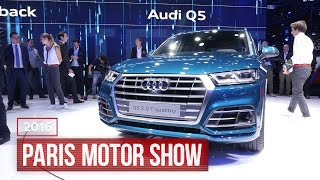 2018 Audi Q5 vastly improves looks, tech offerings by Roadshow
