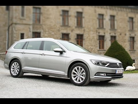 VOLKSWAGEN Passat SW 2.0 TDI 150ch BlueMotion Technology Confortline Business DSG6