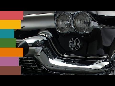 Легендарные классические ретро автомобили.