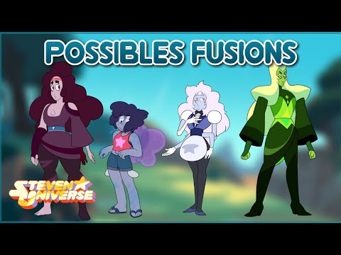 Steven Universe-Possibles fusions #16 (Fanart's)