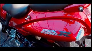2. Hayabusa Scared Me | First Time Riding | 2016 Hayabusa 1340cc