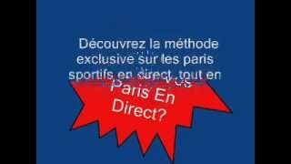 Comment Gagner Vos Paris En Direct ?