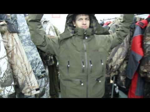 Осенний костюм для охоты Nova Tour «Вольф». Видеообзор.