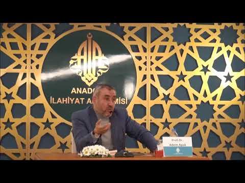 Prof. Dr. Asım YAPICI / Cumartesi Konferansları / TARİH İDEALİZE EDİLEBİLİR Mİ? (Geçmişte Gezinmek)