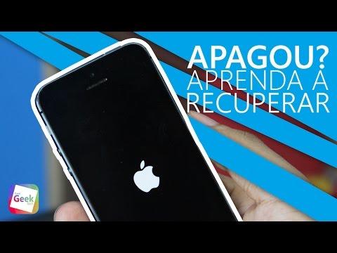 Como recuperar fotos, vídeos e mensagens do WhatsApp apagados do iPhone usando o iMyFone D-Back