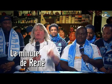 OM 2-3 Lyon : la minute de René (видео)