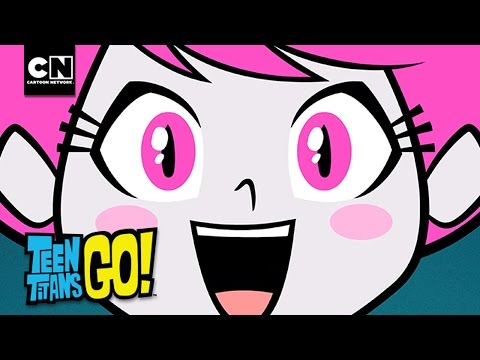 Girl Power | Teen Titans Go! | Cartoon Network